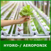 Hydro-/ Aeroponik