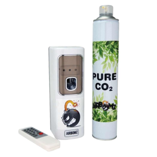 Airbomz CO2 Spender + CO2 Patrone
