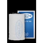 Air Set 100 - Axial Flo Turbo - Rohrventilator 100 mm - 135 cbm/h / Aktivkohlefilter Can-Lite 150 cbm/h