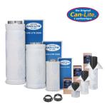 Can-Lite Aktivkohlefilter verschiedene Größen Belüftung Lüftung Filter Grow