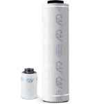 Can-Lite Aktivkohlefilter - 25cm/150cbm ohne Flansch