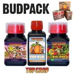 Top Crop Budpack Bio Dünger Set Blütephase Zusatzstoffe