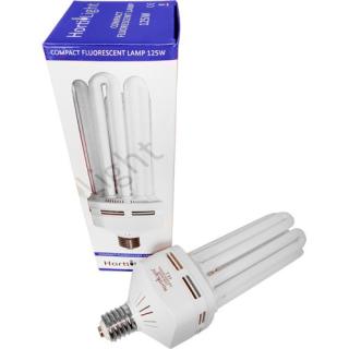 Hortilight ESL Energiesparlampe 200W Wuchs 6400K Wachstum E40 Fassung Grow