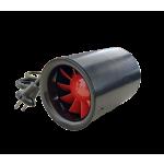 Black Orchid Radial Flo 100/125/150mm Ventilator...