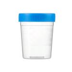 Behälter mit Schraubkappe verschiedene Größen