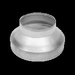 Reduzierstück Metall 250mm - 200mm