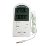 Hygrometer / Thermometer Airontek mit Sonde