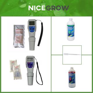 Adwa EC- & pH-Messgeräte Eichlösung Pipette pH Down Bloom & Grow Hydro