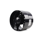 Black Orchid Axial Flo Turbo 125mm